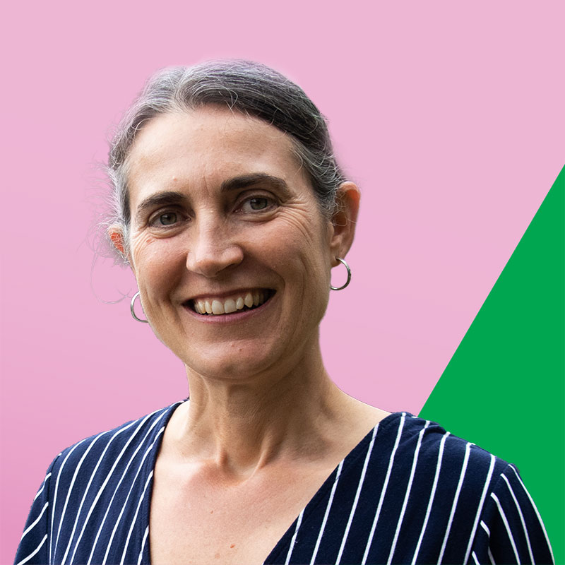 Justine Langford, 2021 Greens candidate for Midjuburi (Marrickville) Ward, Inner West Council